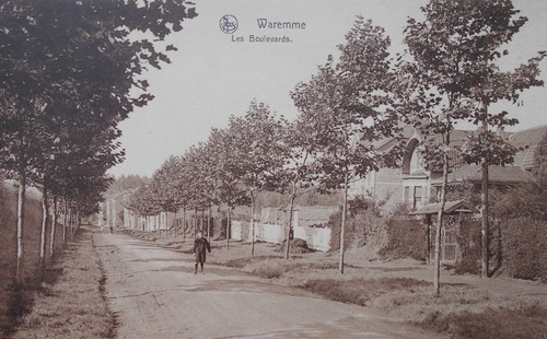Waremme - Les Boulevards