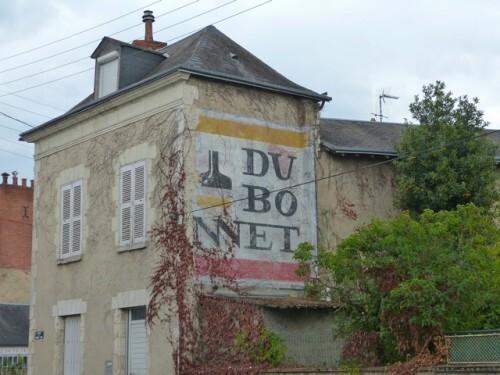 mur peint Dubonnet Blois 50118