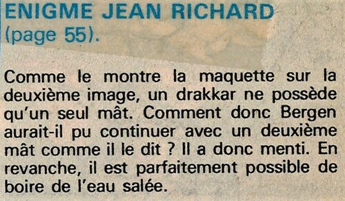 enquête de Jean Richard n° 19