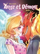 Ange et démon tome 1- Enfer