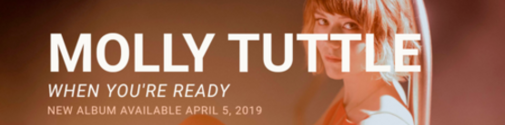 Molly Tuttle nouvel album 05/04/2019