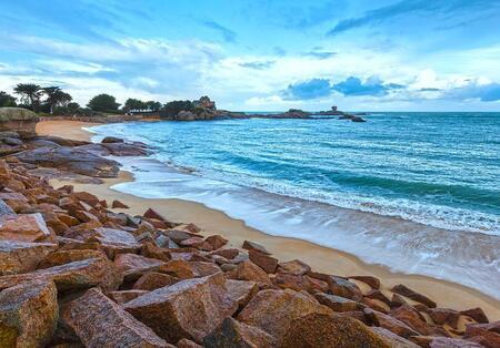Ce petit bout de paradis qui sublime le littoral breton