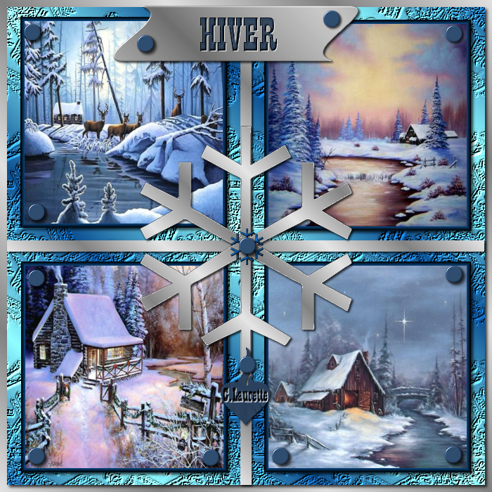 Template n°11 ( Hiver )
