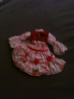 j'ai reçu la magnifiqque robe de PullipLove