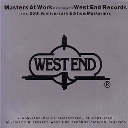 V.A. - Masters At Work . West End Records The 25th Anniversary Edition Mastermix - Complete CD