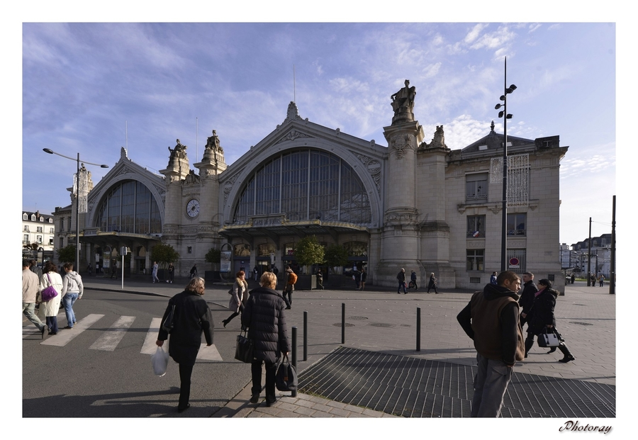 Tours - Indre et Loire - Centre - 22 Novembre 2014