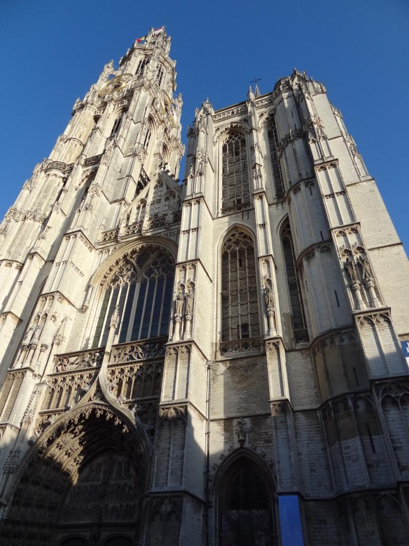 Anvers, la Cathédrale!