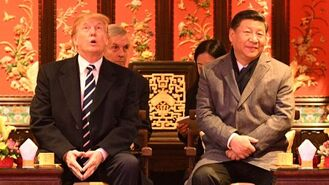 En attente d'un accord  commercial US - Chine