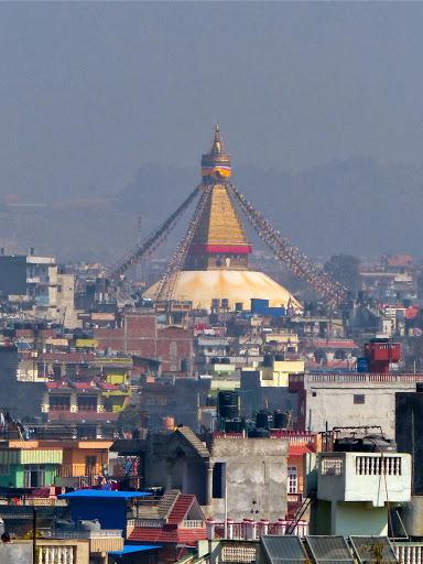 le stupa de Bothnath
