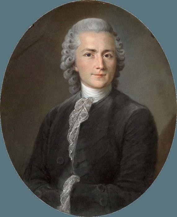 Французский живописец Francois Hubert Drouais (1727-1775)