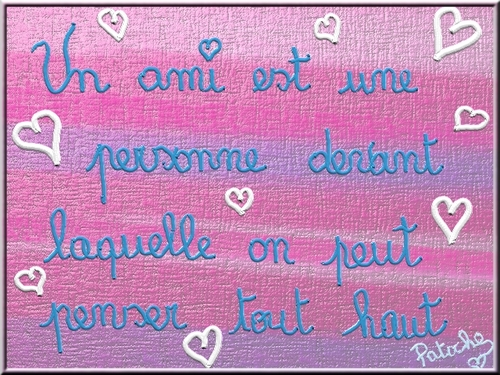 Citations en peinture