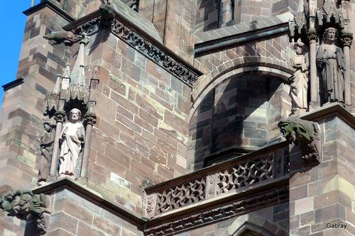 Fribourg: la cathédrale