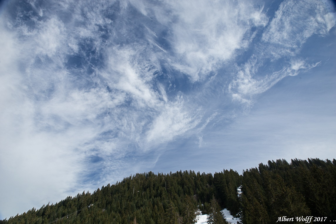 Les ciels de Châtel - 2 -