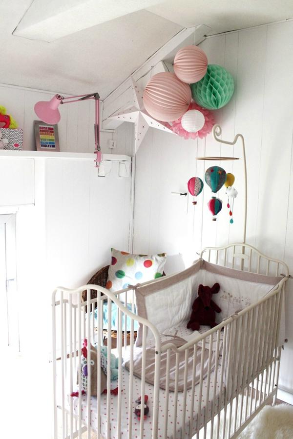 chambre deco petite fille mcd chambre de b sandy s inspiration - Chambre Vintage Petite Fille