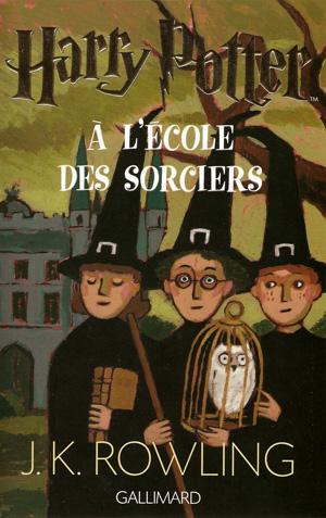 Livre 1 - Harry Potter à l'école des sorciers