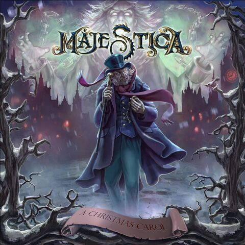 """MAJESTICA - """"Ghost Of Marley"""" Clip"""