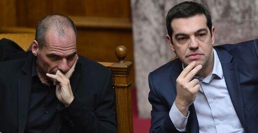 Grèce et U.E. : premières réflexions du réseau FVR-PCF pour ouvrir le débat après la note du CEN (Comité exécutif national) du 17 juillet