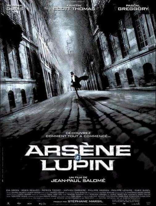 ARSENE LUPIN BOX OFFICE FRANCE 2004