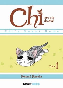 Chi; une vie de chat - Konami Kanata - Glénat