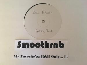 DAVE HOLLISTER - GOTCHA BACK / ALL I NEED (VLS 199x)