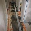 Mise à niveau par plot au mortier pour la réalisation des chapes maigre (7)