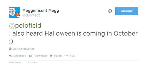 Fête d'halloween confirmé en octobre