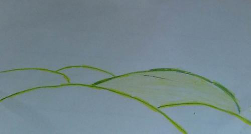 P1-S5 : Créer une couleur par mélange à l'aide des crayons de couleurs