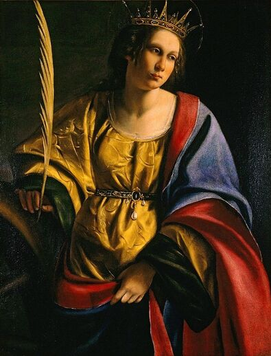 Image illustrative de l'article Catherine d'Alexandrie