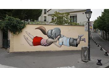 Le Paris des chevaliers modernes ...