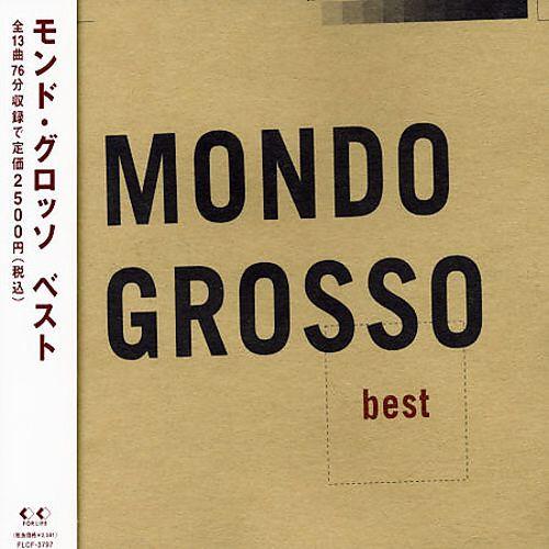 MONDO GROSSO  (Musique japonaise)
