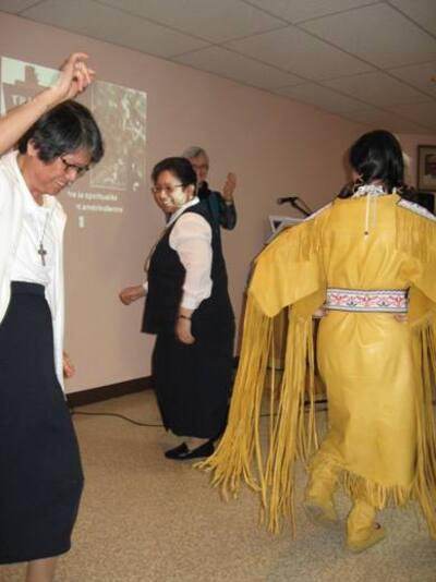 Cantique de frère Soleil, chemin de réconciliation… et les Premières Nations (2)