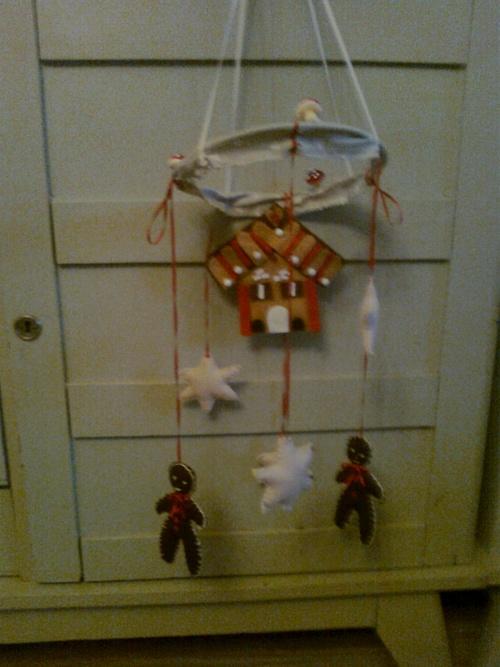Les décorations de chambre et autres cadeaux de naissance