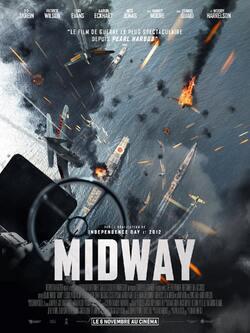 MIDWAY réalisé par Roland Emmerich : les acteurs témoignent - Le 6 novembre 2019 au cinéma