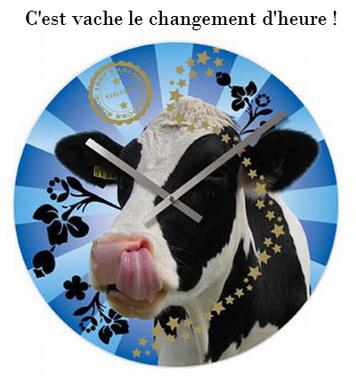 BIENTOT... L'HEURE D'HIVER !