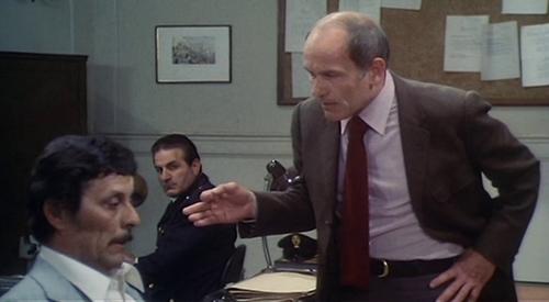 Equipe spéciale, La polizia e'sconfitta, Domenico Paolella, 1977