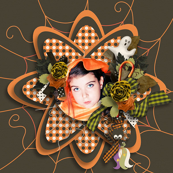 """Templates """"Flowers"""" by Xuxper Designs"""