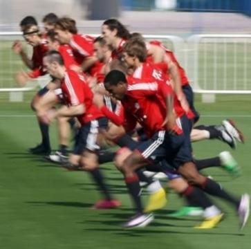 La préparation athlétique de début de saison