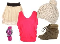 4 idées tenue pour une jupe