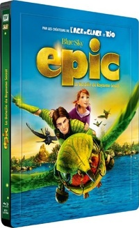 [Blu-ray 3D] Epic - La bataille du Royaume Secret