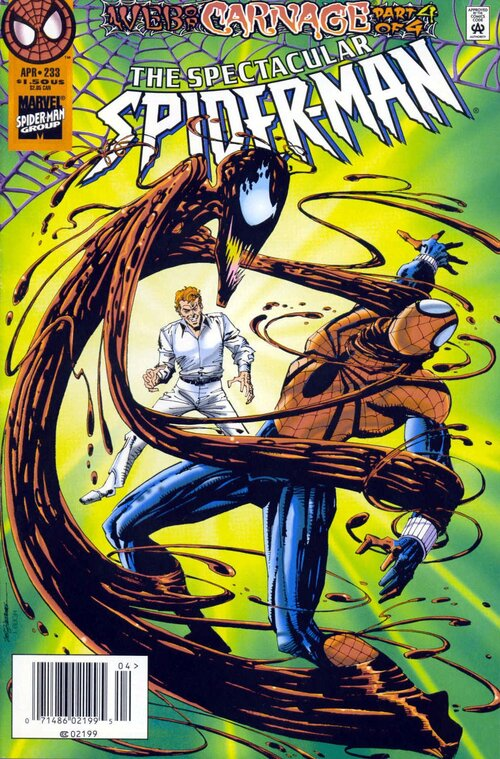 The Spectacular Spider-man 231-240
