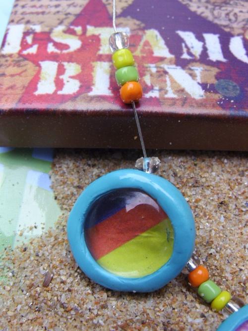 Bijoux aux couleurs des îles