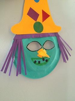 Masques d'Halloween
