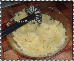 Pain de Pommes de terre au Thon