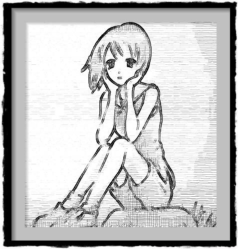 Dessin et peinture - vidéo 2426 : Comment dessiner un personnage de manga ? tuto pour un manga féminin.