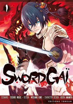 Swordgai débarque chez Tonkam