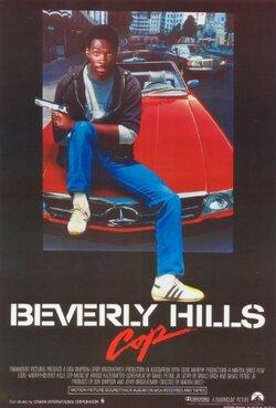 "Film ""Beverly Hills Cop"" 1985."