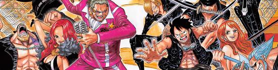 One Piece chapitre Scan 829 en Français VF