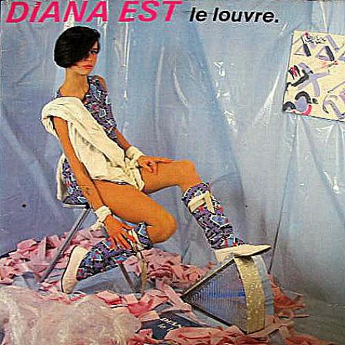 Diana Est - Le Louvre (1983)