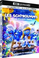 [UHD Blu-ray] Les Schtroumpfs et le village perdu