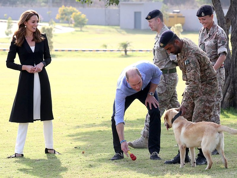 Islamabad's Army Canine Centre